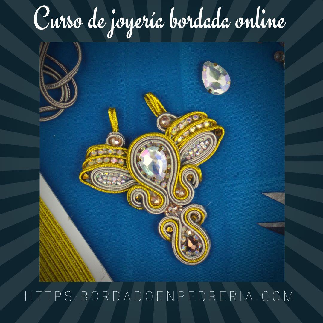 Curso de joyería bordada online